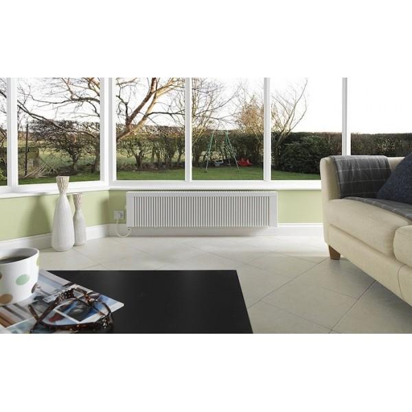 diamant 1000w type plinthe radiateur a pierres refractaires haut de gamme sp cial veranda. Black Bedroom Furniture Sets. Home Design Ideas