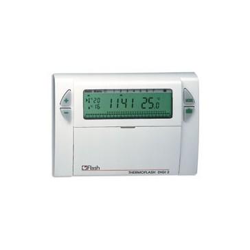 Thermostat THERMOFLASH DIGI 2 filaire